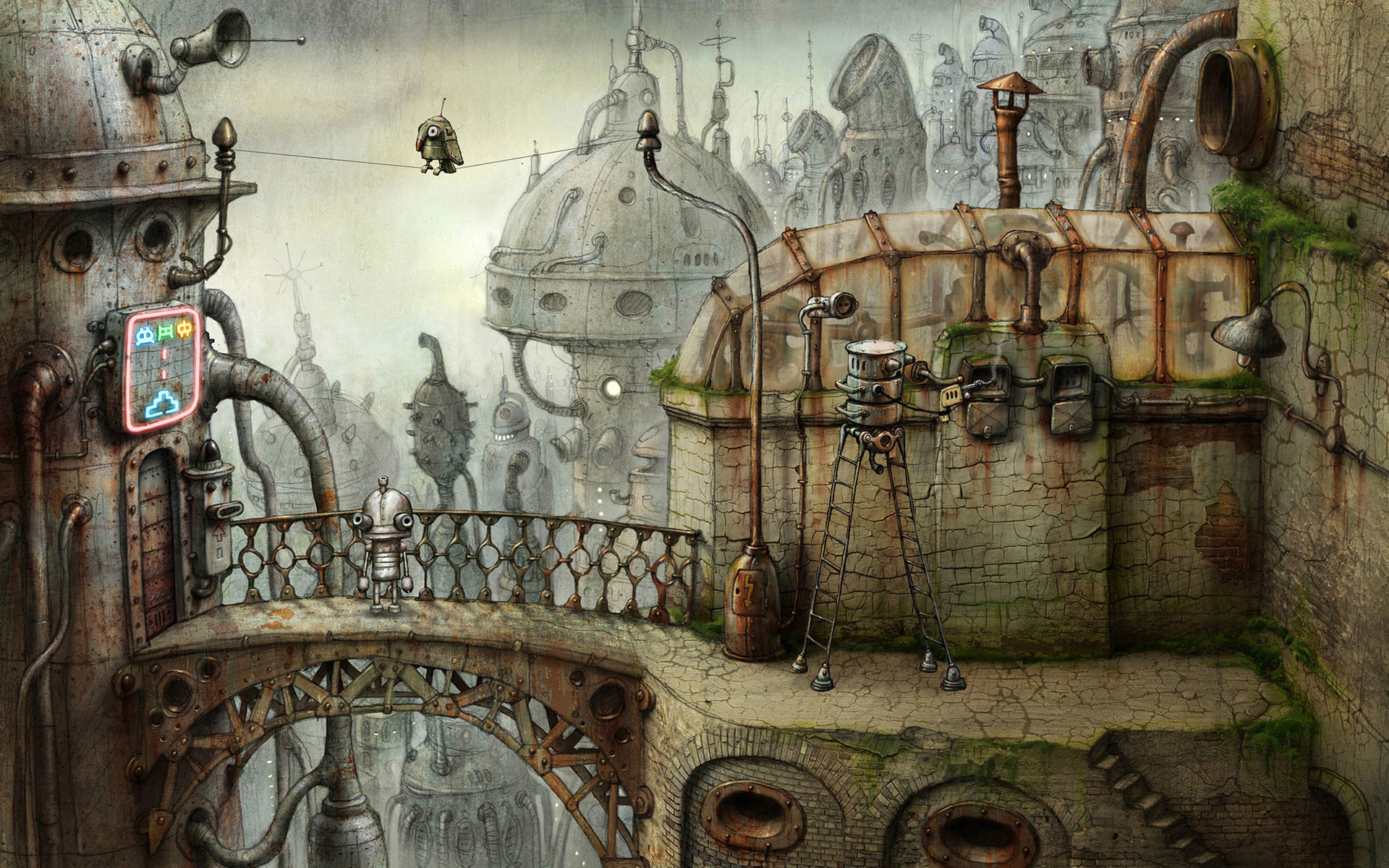 Foto de Machinarium (4/5)