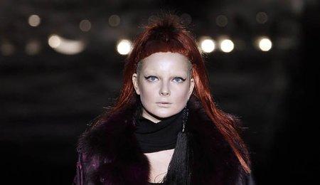 Maquillaje de Pasarela: Roberto Verino para el otoño - invierno 2011/2012 en Cibeles