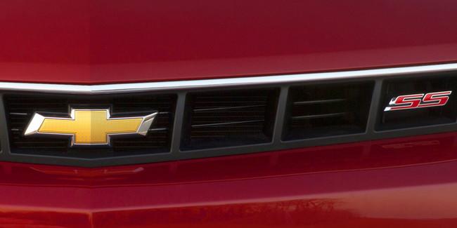 2014 Chevrolet Camaro SS teaser