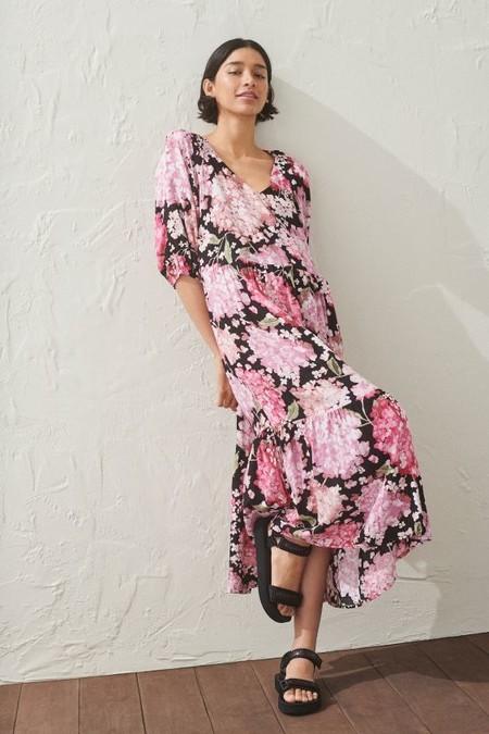 Vestidos De Flores De H M 7
