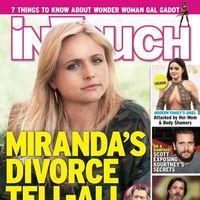 Miranda Lambert lo cuenta todo