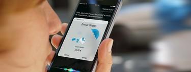 Estos cuatro bancos ya ofrecen operaciones y consultas mediante Siri en sus apps en España