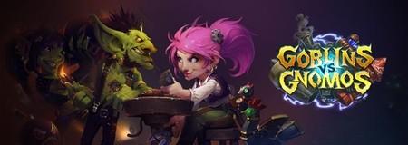 La perdición por Goblins vs. Gnomos, primera expansión de Hearthstone, comenzará en una semana