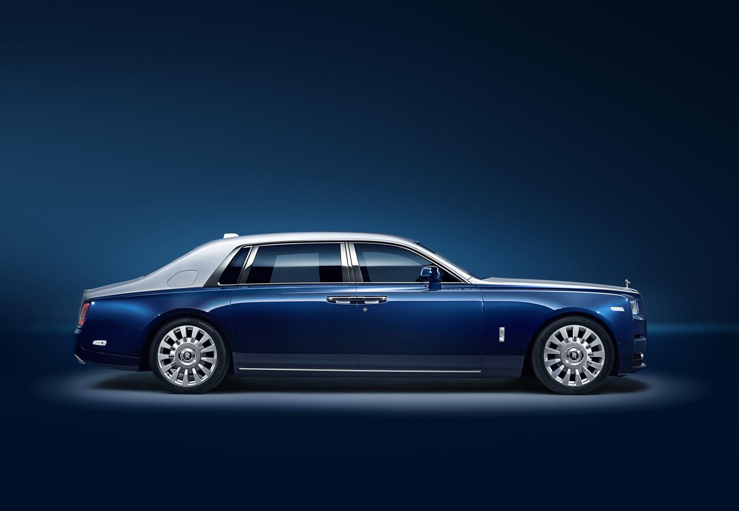 Foto de Rolls-Royce Phantom Privacy Suite (17/42)