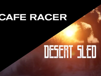 Ducati nos despeja dudas con dos teaser: Desert Sled y Cafe Racer, listas para el EICMA