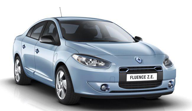 Renault Fluence Z.E. azul 01