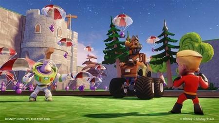 Disney Infinity presenta nuevas imágenes de su videojuego en el que integrará los personajes de Pixar y Disney