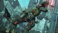 Grimlock trincha, aplasta y chamusca Decepticons en el nuevo vídeo de 'Transformers: Fall of Cybertron'