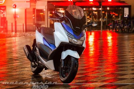 Honda Forza 125 2015 54