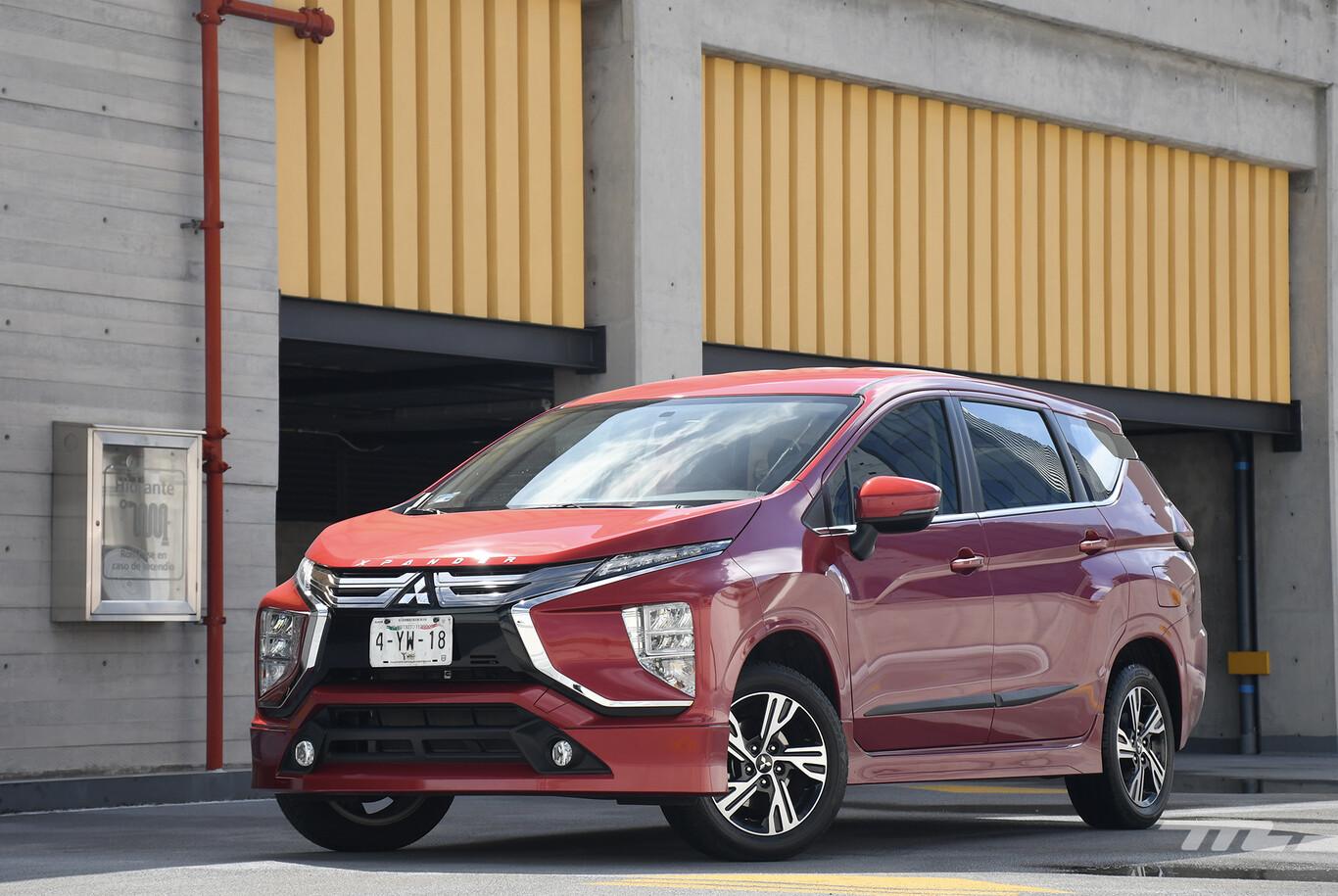 "Mitsubishi Xpander: lugar para siete en una ""mini-miniván"" poco pretenciosa"