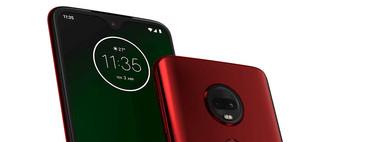 Nuevos Motorola Moto G7, G7 Play y Moto G7 Plus: los móviles que aspiran a ser el trío de moda en la gama media