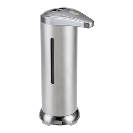 Dosificador automático de jabón