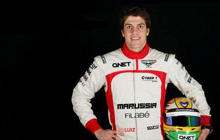 Luiz Razia se queda inédito en los segundos test de pretemporada