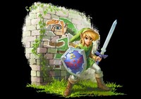'The Legend of Zelda: A Link Between Worlds': primer contacto