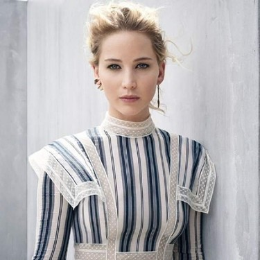 Jennifer Lawrence hace pública su lista de bodas en Amazon para inspirar a novias indecisas (te encantará si te apasiona cocinar)