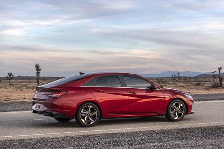 Hyundai Elantra 2022 Mexico 12