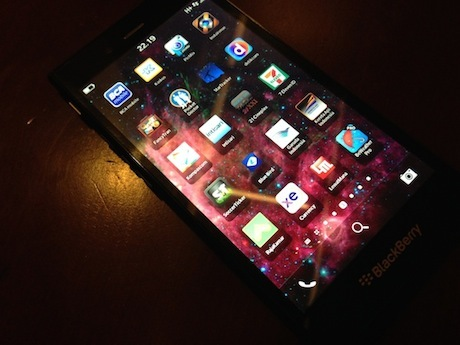 Foto de BlackBerry Z3 (2/6)