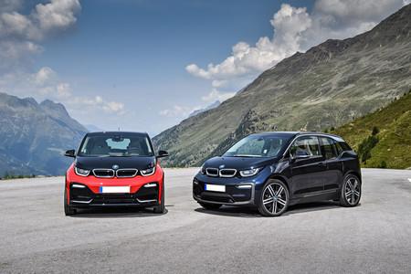BMW i3 e i3s prueba