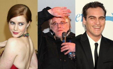 Amy Adams se suma a Philip Seymour Hoffman y Joaquin Phoenix en lo nuevo de Paul Thomas Anderson