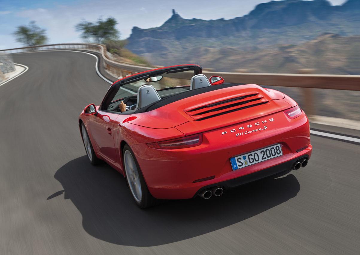 Foto de Porsche 911 Carrera y Carrera S Cabriolet (2/5)
