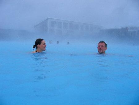 Piscinas en Islandia: la verdad desnuda