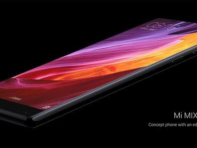 Oferta Flash: Xiaomi Mi Mix, con Snapdragon 821 y 128GB de almacenamiento, por 378 euros
