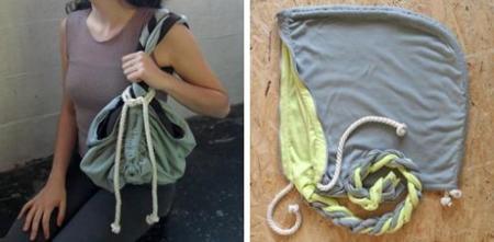 Hoodie Bag