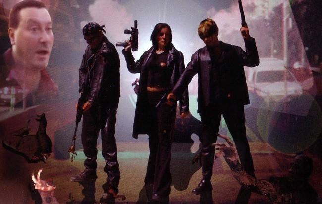 Imagen con el cartel de 'Deadhunter: Sevillian Zombies'