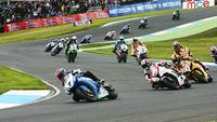 British Superbikes 2012: Tommy Hill retoma el liderato en la prueba internacional de Knockhill