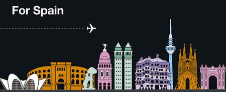 Orange lanza la tarifa prepago Holidays Spain para los turistas que visitan España