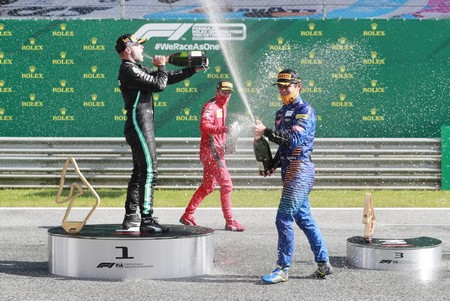 Norris Austria F1 2020