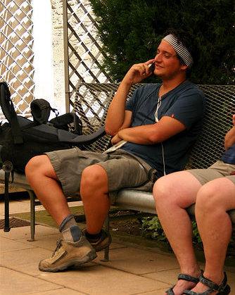 Síndrome del codo: una nueva lesión a causa del teléfono móvil