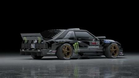 Mustang Hoonifox Ken Block 7