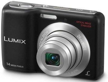 Panasonic Lumix LS5, una cámara compacta lista para condiciones difíciles