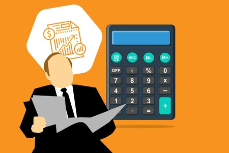 Accountant Calculator Accounting Graphs Career Business 1449659 Pxhere Com