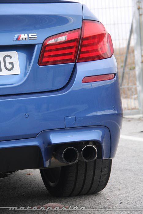 Foto de BMW M5 (Prueba) (83/136)