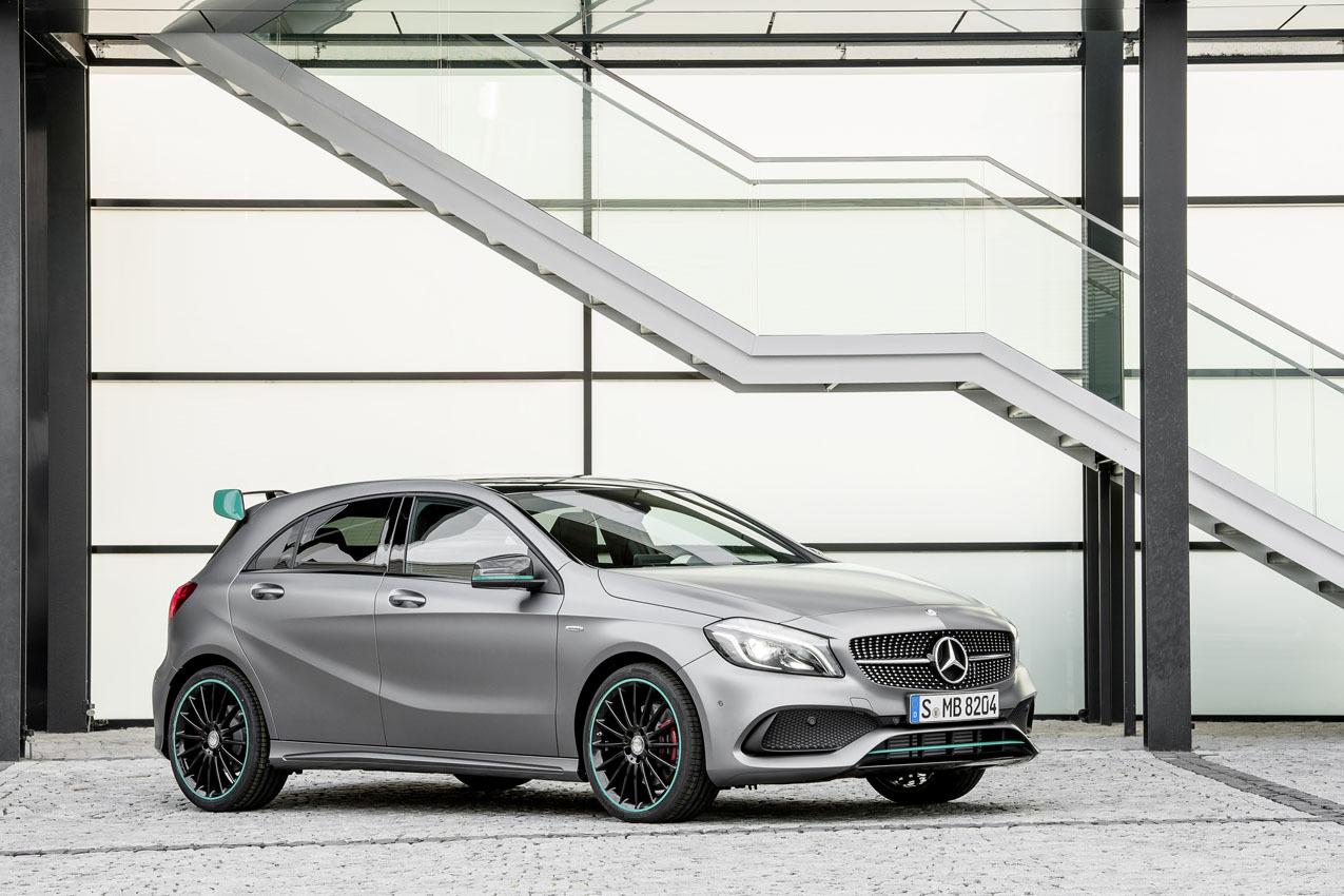 Foto de Mercedes-Benz Clase A 2015 (33/43)