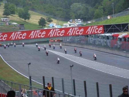 El 4 de julio se estrenarán las MotoGP de 1000 cc