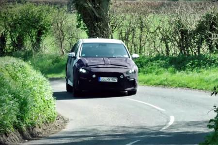 Así suenan los más de 250 CV del Hyundai i30 N en carretera, casi listo para entrar en producción