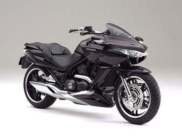 Honda presenta la moto del futuro: la DN-01