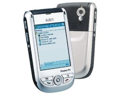 AIRIS T460: smartphone todoterreno con Bluetooth