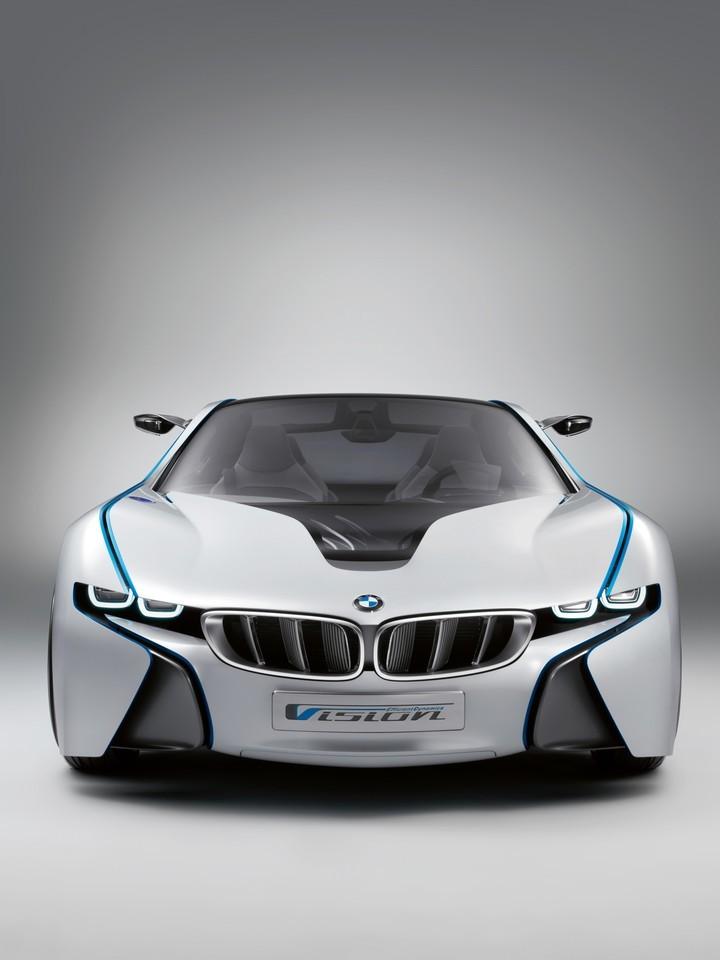 Foto de BMW Vision EfficientDynamics 2009 (39/92)