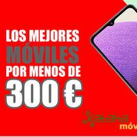 Los mejores móviles de 2021 por 300 euros o menos