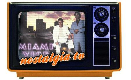 'Corrupción en Miami', Nostalgia TV