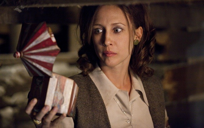 Vera Farmiga es la protagonista de 'Expediente Warren: The Conjuring'