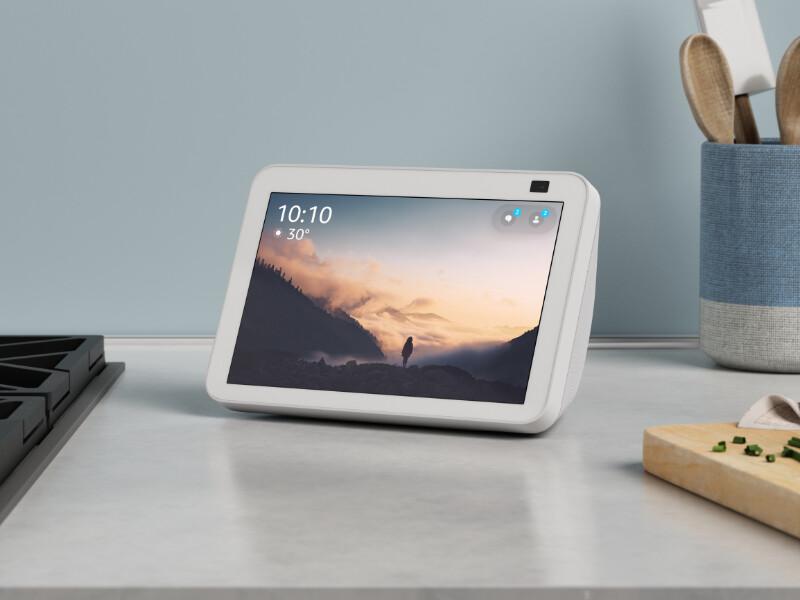 Amazon Echo Show 8 y Echo Show 5 (2021): los nuevos altavoces de Amazon se pueden convertir en cámaras de vigilancia
