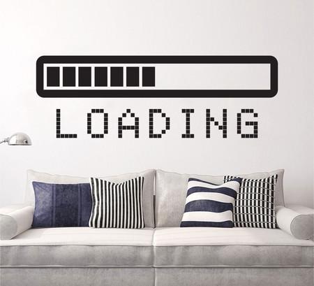 Vinilo Loading
