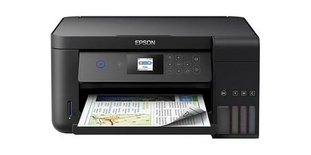 ¿Necesitas una impresora multifunción rápida y con un precio ajustado? En PcComponentes tienes la Epson EcoTank ET‑2750 por 239,89 euros con envío gratis