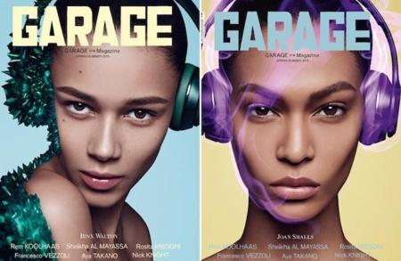 Garage Cover Joan Binx