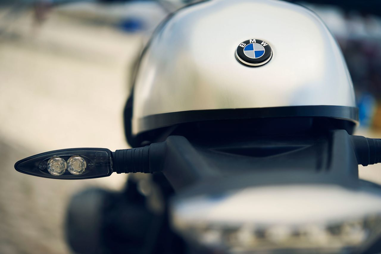 BMW R nineT, outdoor, still, details